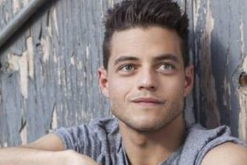 Rami Malek/Photo: facebook@RamiMalekOfficial