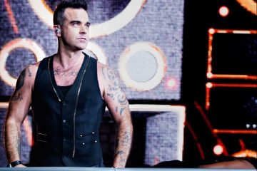 Robi Vilijams/ Photo: Facebook @robbiewilliams