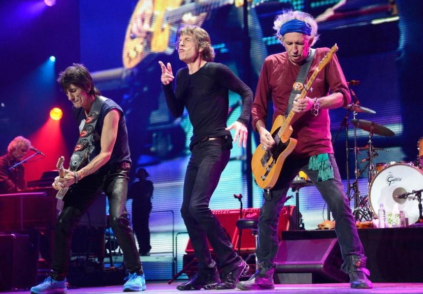 The Rolling Stones/ Photo: rollingstones.com