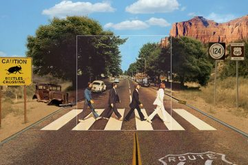 """The Beatles """"Abbey Road"""" (1969)"""