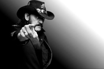 Lemi Kilmister/Photo: facebook@officialLemmy