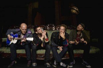 Coldplay/Photo: facebook@coldplay