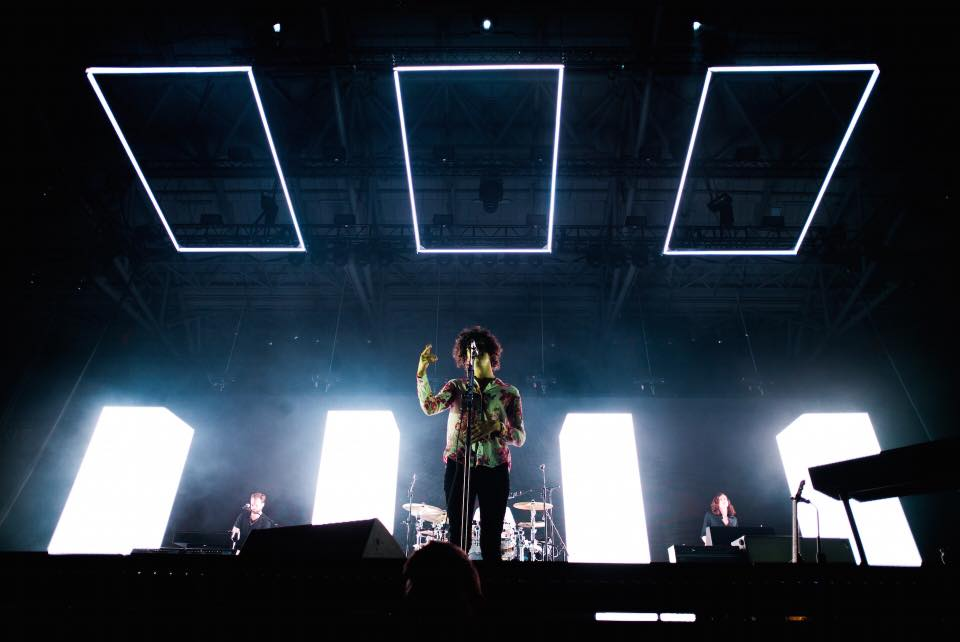 The 1975/ Photo: Facebook @the1975