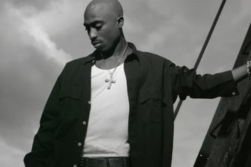 2Pac/Photo: facebook@tupacshakur