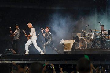 U2/Photo: facebook@u2