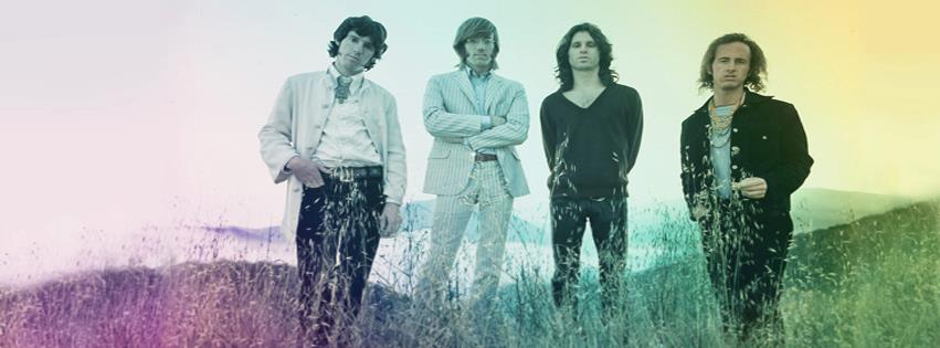 The Doors/Photo: facebook@thedoors