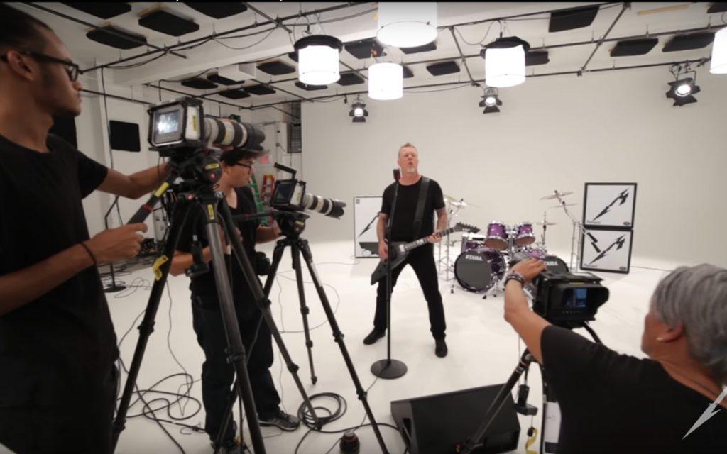 Metallica/printscreen