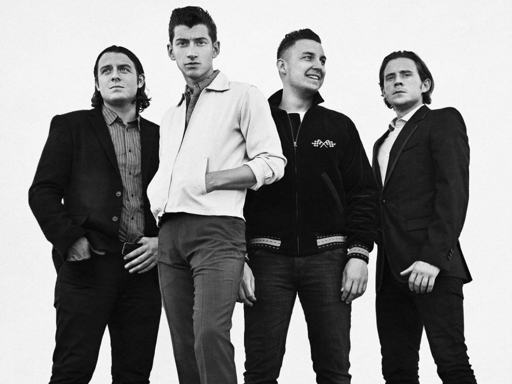 Arctic Monkeys/ Photo: Facebook @ArcticMonkeys