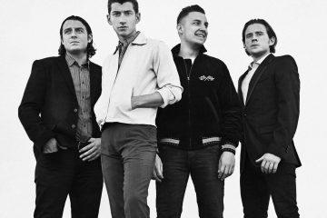 Arctic Monkeys/ Photo: Facebook @ArcticMonkeys