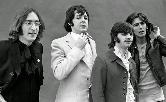 The Beatles/Photo: popmatters.com