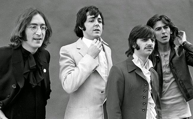 The Beatles/Photo: popmatters.com