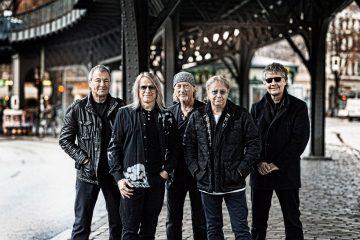 Deep Purple/ Photo: Facebook @officialdeeppurple