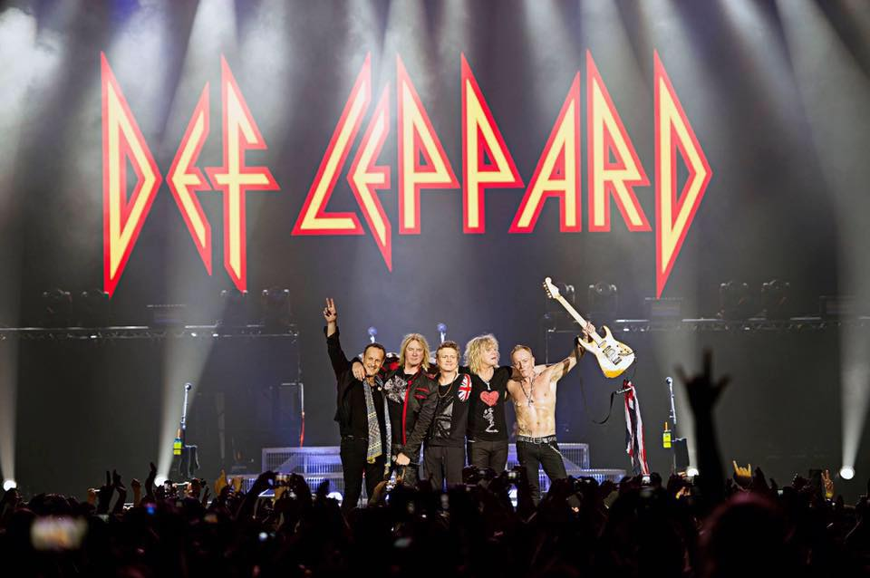 Def Leppard/ Photo: Facebook  @defleppard