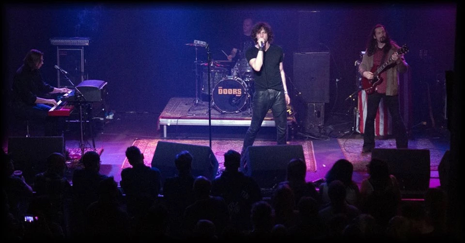 The Doors Alive/Photo: facebook@thedoorsalive
