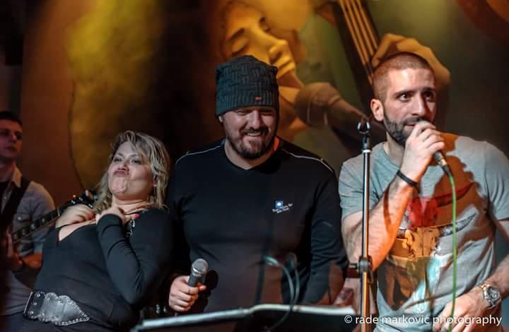 Hana V. & The Soulfunk Division/ Photo: Rade Marković
