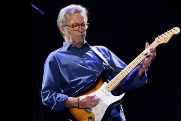 Erik Klepton/ Photo: Facebook @ericclapton