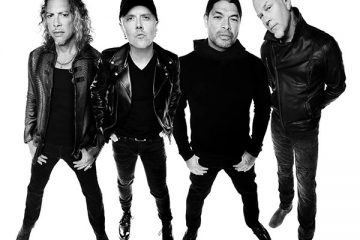 Metallica/ Photo> Facebook @Metallica