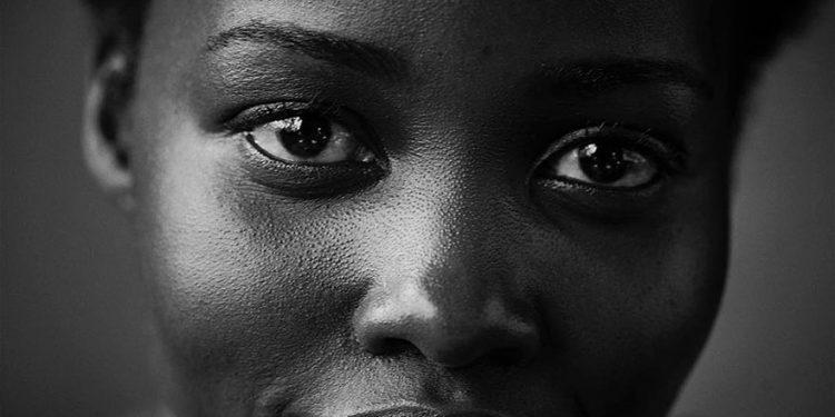 Lupita Njong'o/Photo: Pirelli.com