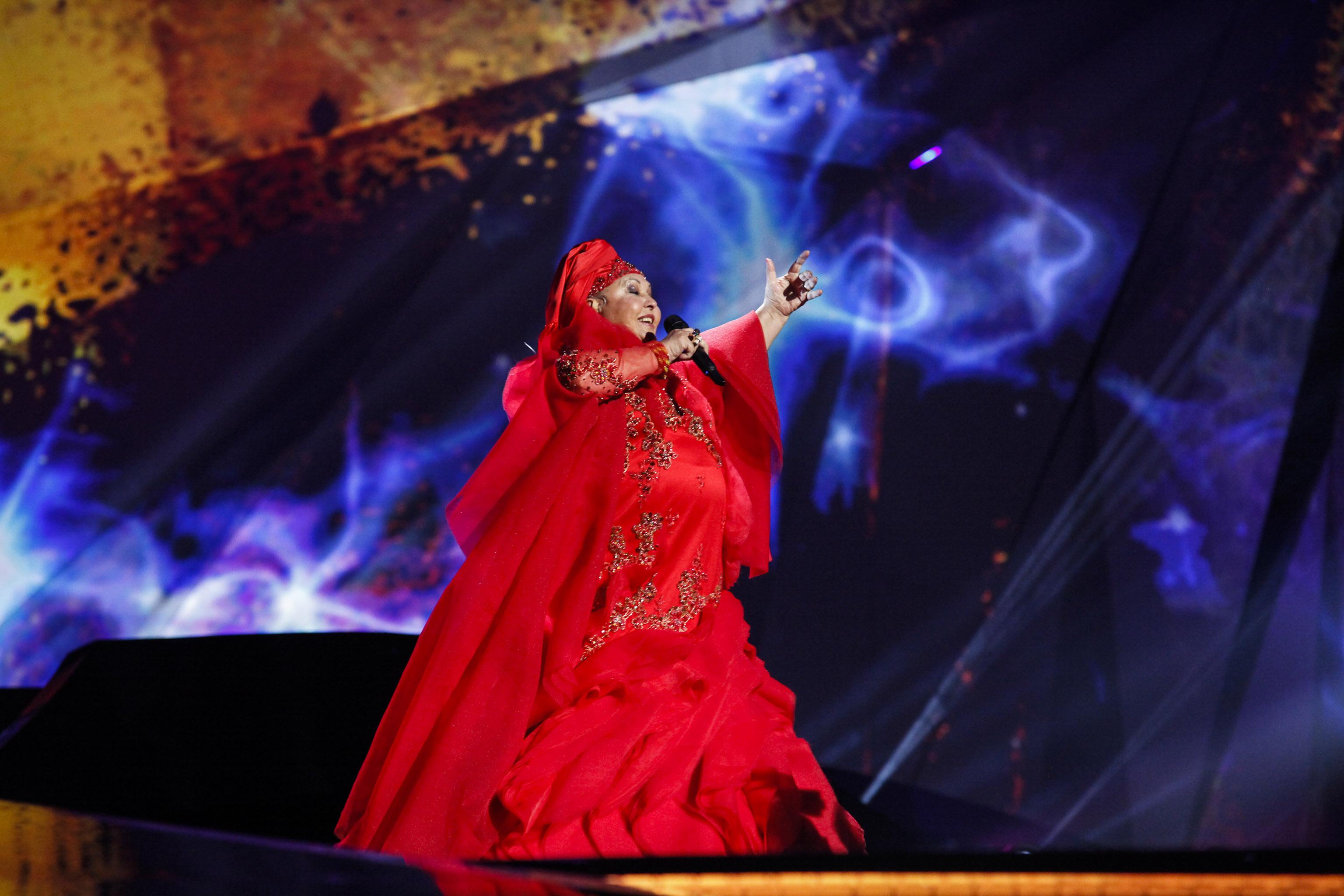 Malme, Svedska Evrosong Eurosong 2013. Evrovizija Esma Redzepova