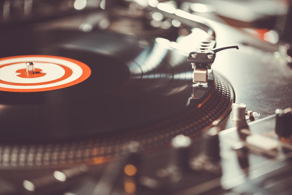 Gramofon, ploča, vinil/Shutterstock