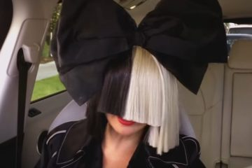 Sia/ Photo: youtube.com printscreen