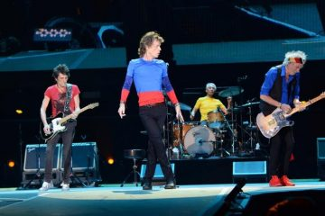 The Rolling Stones/ Photo: Facebook @therollingstones