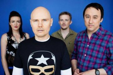 Smashing Pumpkins/Photo: facebook@smashing pumpkins