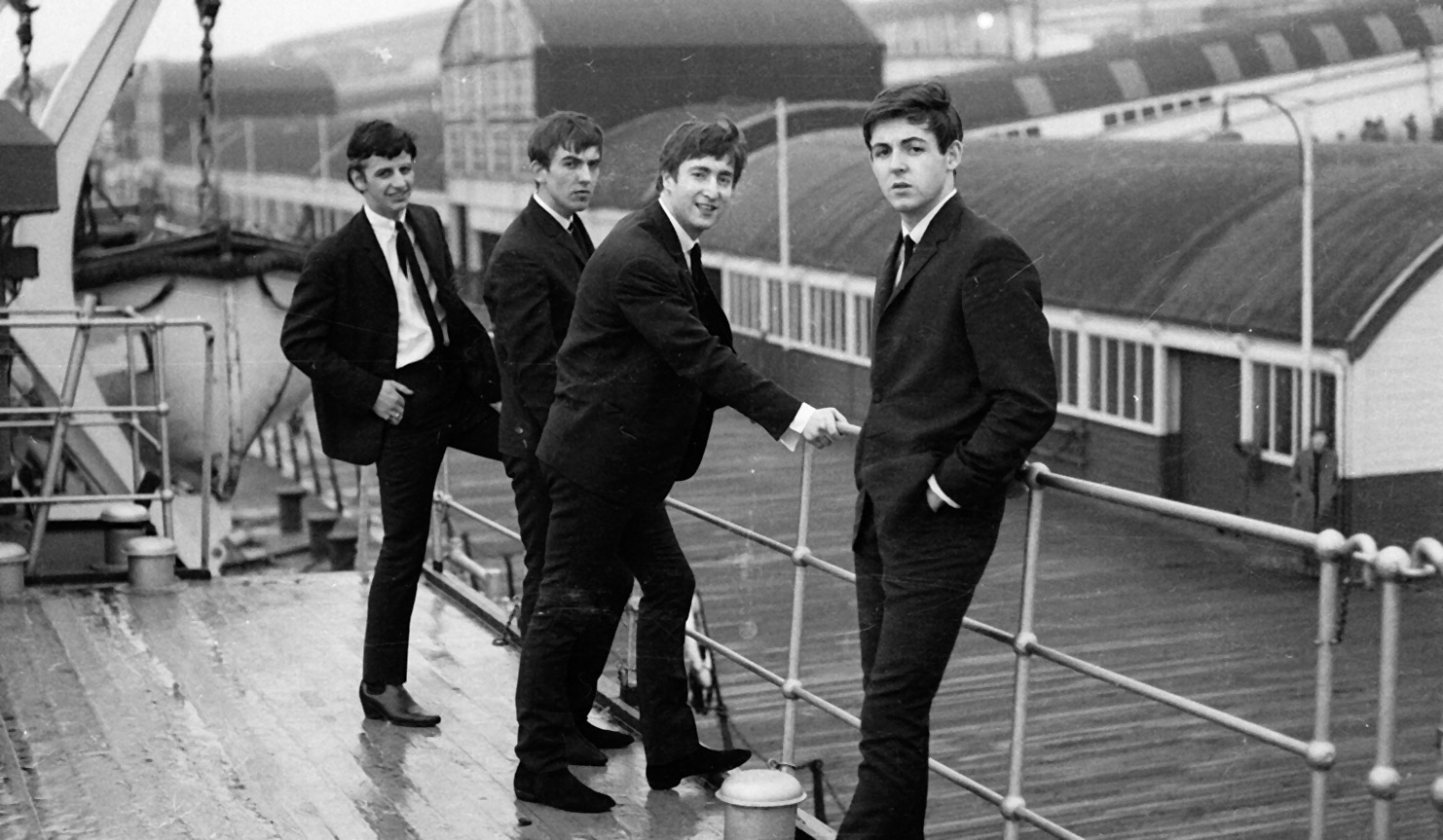 The Beatles/Photo: Facebook@thebeatles