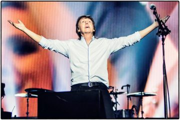 Pol makartni/Photo: facebook@@PaulMcCartney