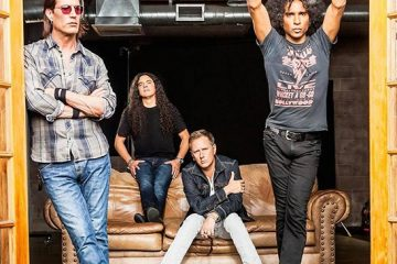 Alice In Chains / Photo; Facebook @aliceinchains