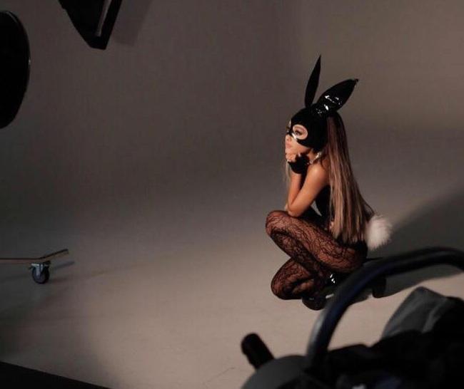 Ariana Grande/ Photo: Facebook @arianagrande