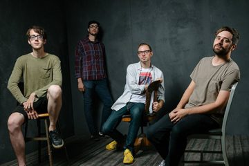 Cloud Nothings/ Photo: Facebook @cloudnothings