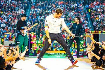 Coldplay/ Photo: Facebook @coldplay