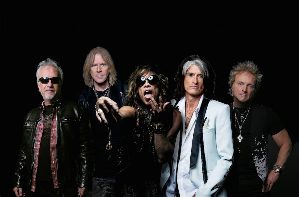 Aerosmit/ Photo: Facebook @Aerosmith