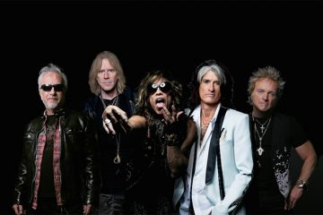 Aerosmit/ Photo: Facebook @Aerosmith