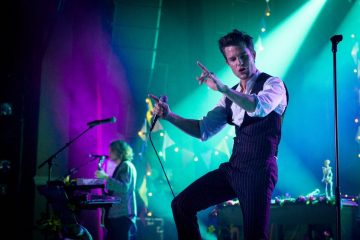 Brendon Flovers/ Photo: Facebook @thekillers