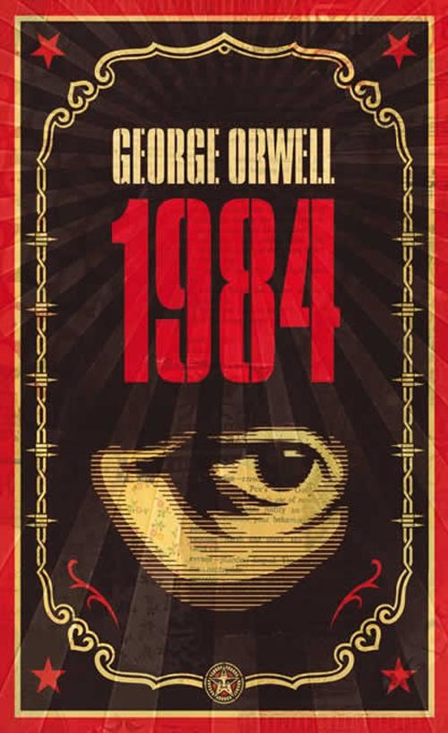 Džordž Orvel, 1984/Photo: tumblr.com