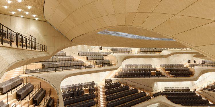 Filharmonija na Labi/Photo: elbphilharmonie.de@Michael Zapf