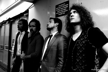 The Killers/ Photo: Facebook @thekillers