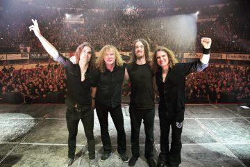 Megadeth/ Photo: Facebook @Megadeth