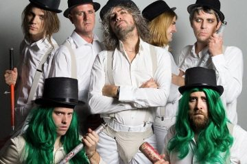 The Flaming Lips/ Photo: Facebook @flaminglips