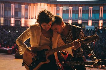 The Last Shadow Puppets./ Photo: Facebook @thelastshadowpuppets