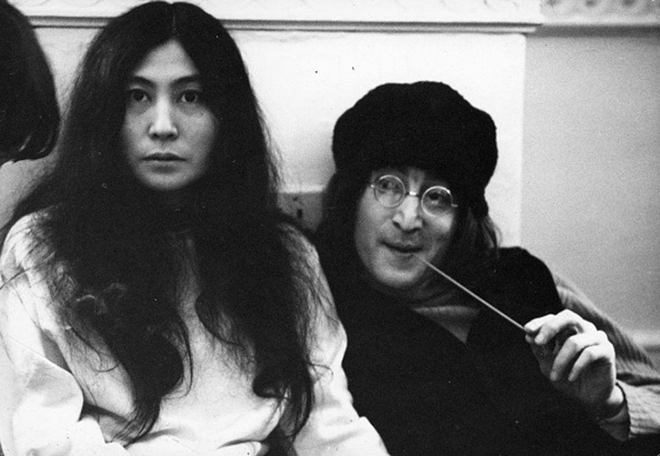 Džon Lenon i Joko Ono/Photo: facebook@JohnLennon&YokoOno