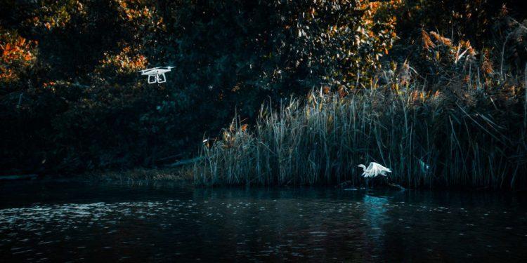"© FOTO: HACKERSUNDY/SKYPIXEL ""Upoznajte fantoma"" – drugo mesto u kategoriji ""Profesionalci – dronovi u akciji"""