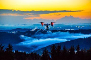 "© FOTO: NORMAN NOLLAU/SKYPIXEL ""Dron u akciji"" – treće mesto u kategoriji ""Profesionalci – dronovi u akciji"""
