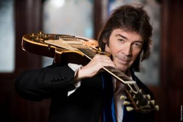 Stiv Haket/Photo: facebook@stevehackettofficial