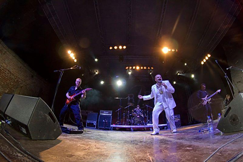 Pero Defformero/Photo: facebook@Pero Defformero Band