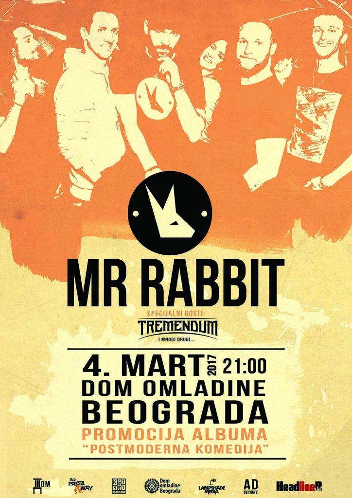Mr. Rabbit/Promo