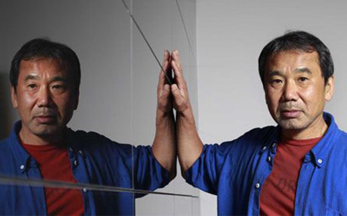 Haruki Murakami/Photo: Facebook@harukimurakamiauthor