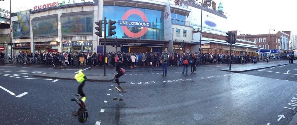 Metro stanica Brixton/Google Street view